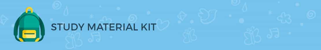 Study Material Kit