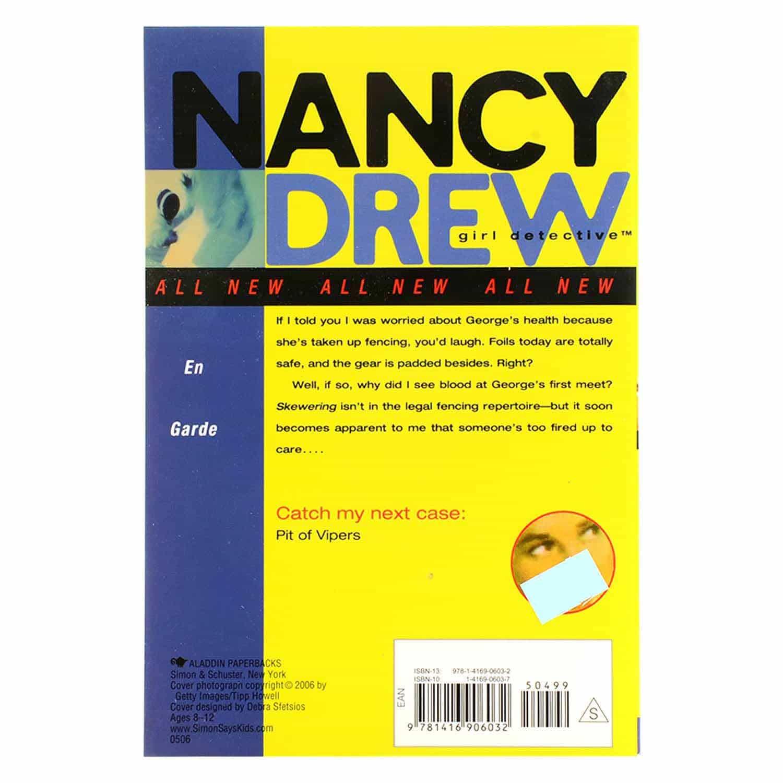 Nancy Drew Series - #17 En Garde
