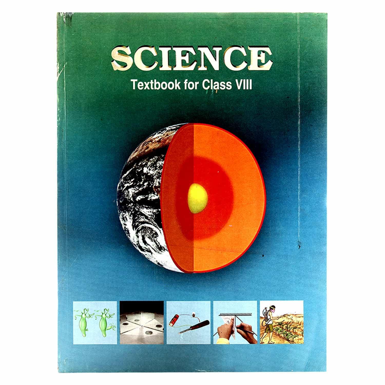 NCERT Textbook - Class 8- Science