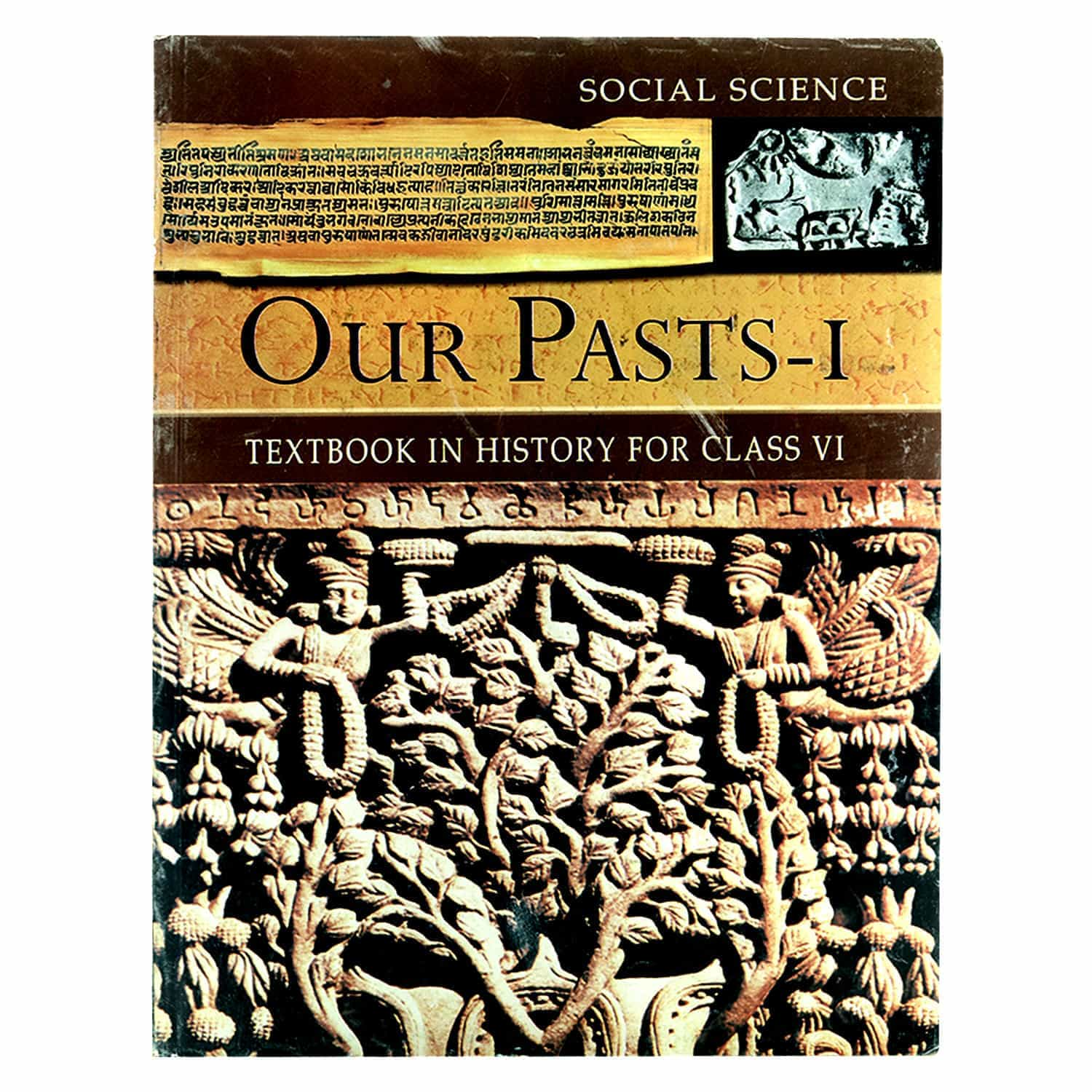 NCERT History Textbook  - Class 6 - Our Past I