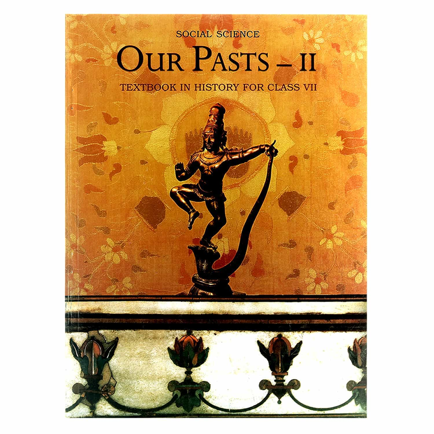 NCERT History Textbook  - Class 7 - Our Past II