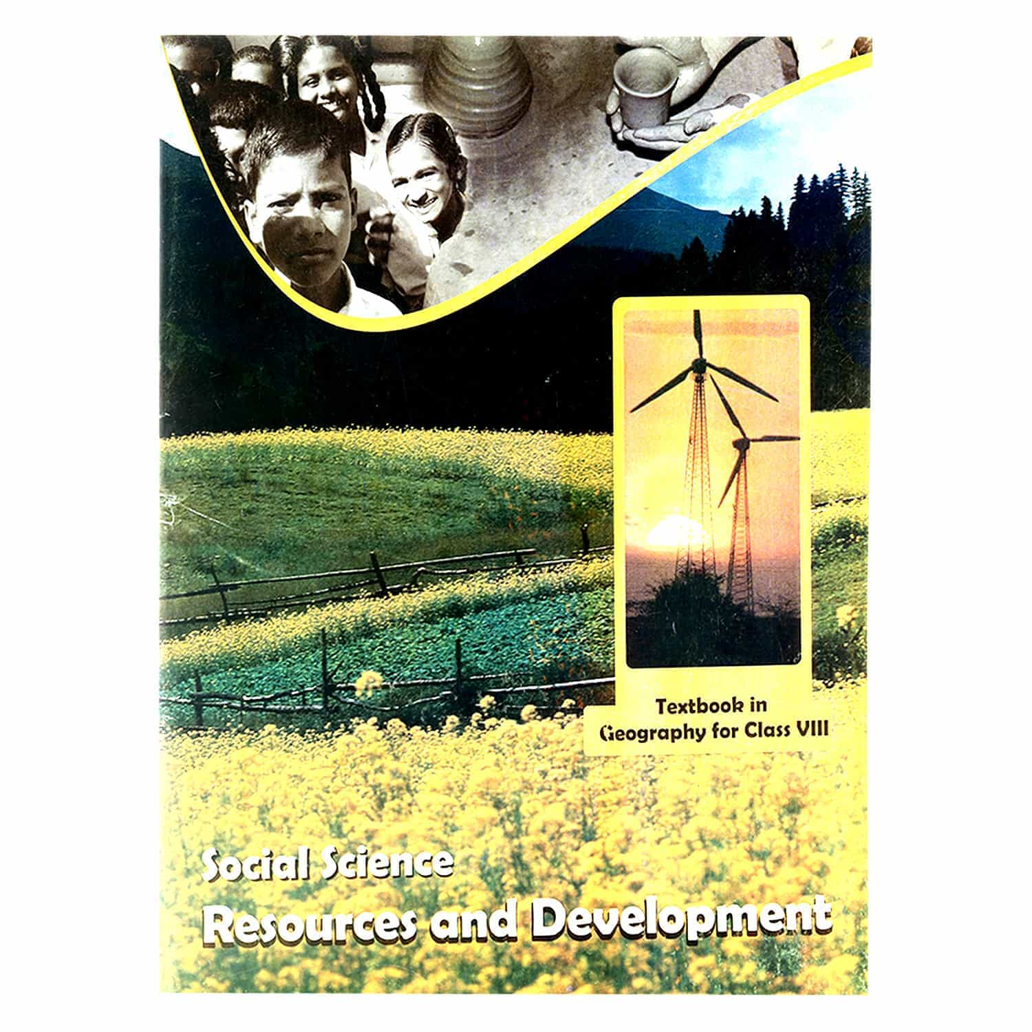 NCERT Geography Textbook - Class 8 - Resource and Development