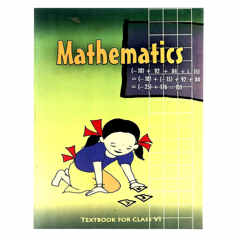 NCERT Textbook - Class 6 - Mathematics