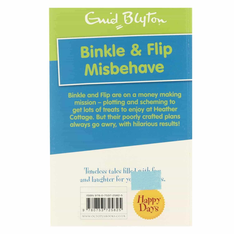 Enid Blyton - Binkle & Flip Misbehave