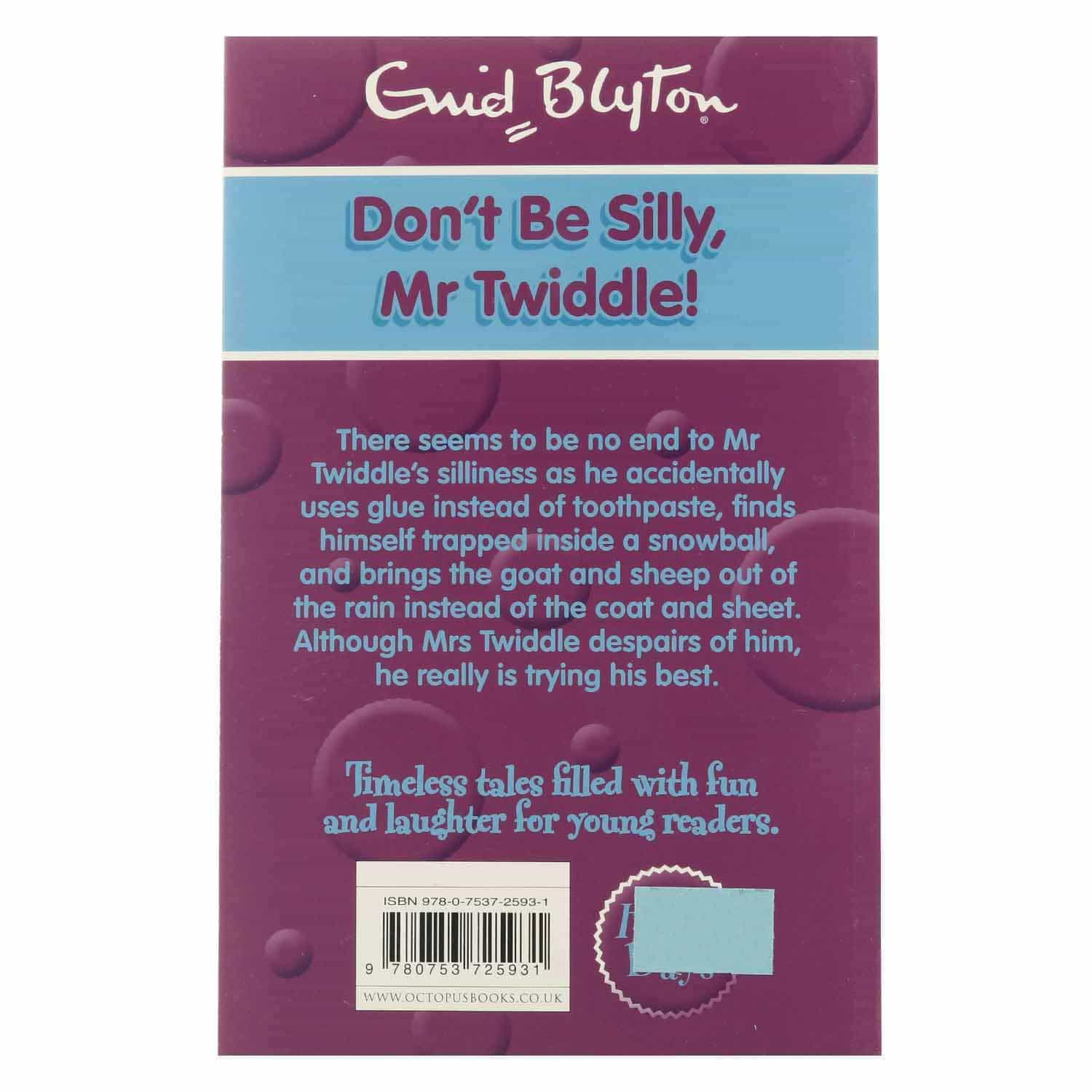 Enid Blyton - Don't be Silly Mr. Twiddle