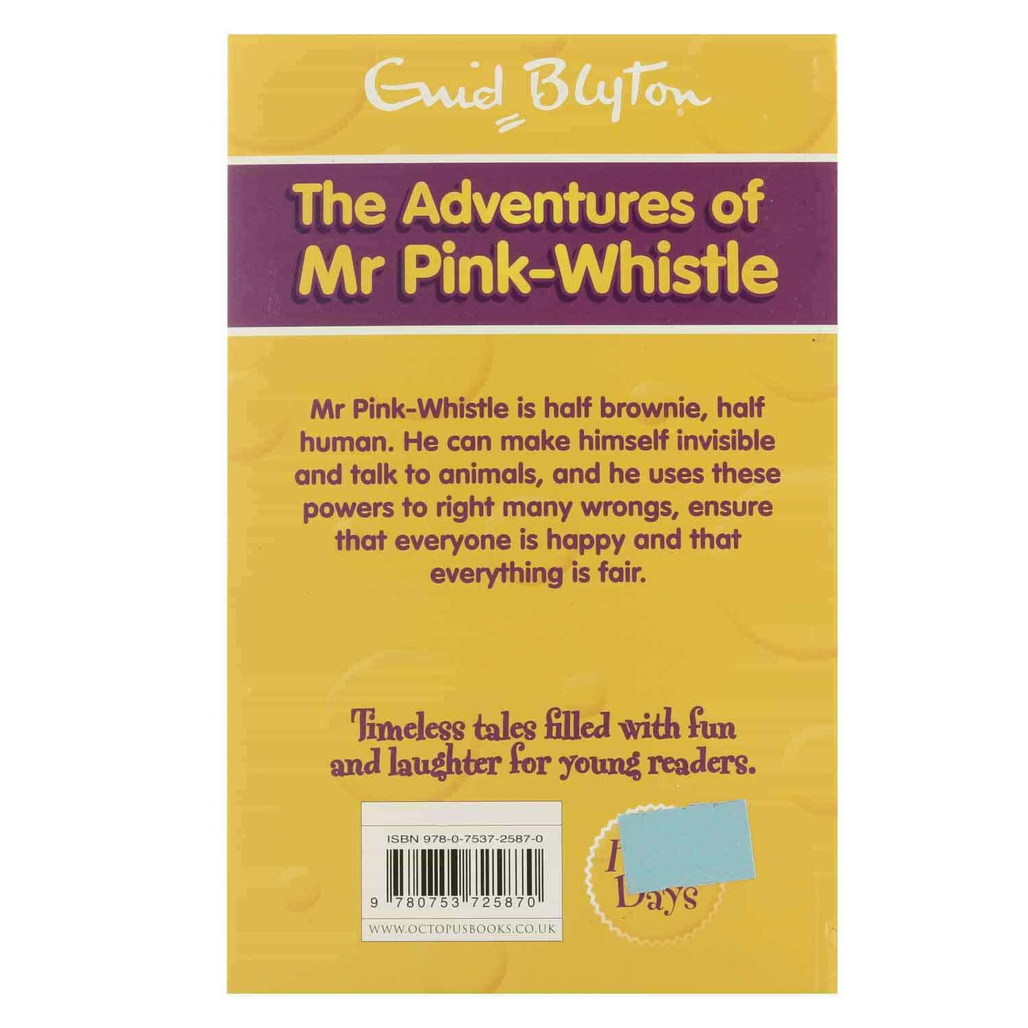 Enid Blyton - The Adventure of Mr. Pink- Whistle