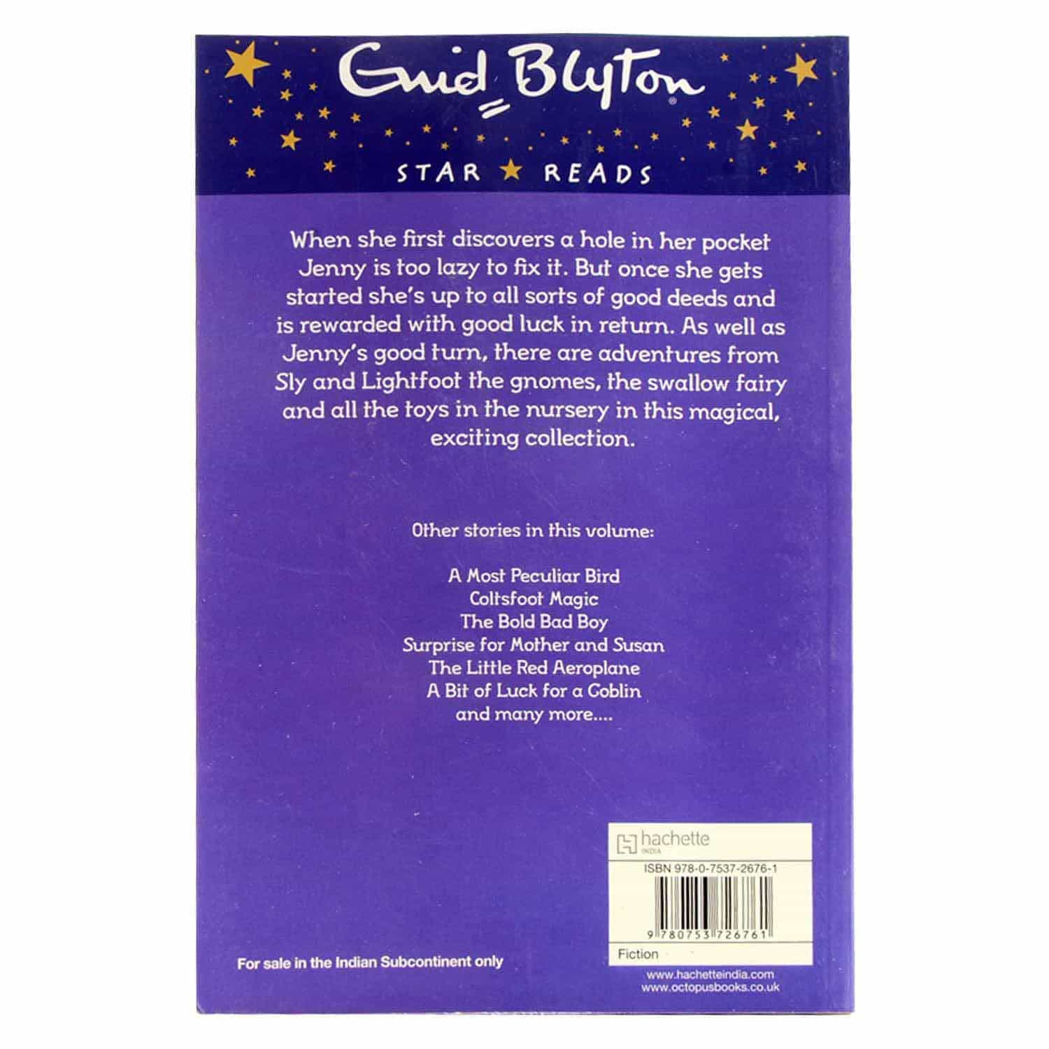 Enid Blyton - A Hole in Her Pocket and Other Stories