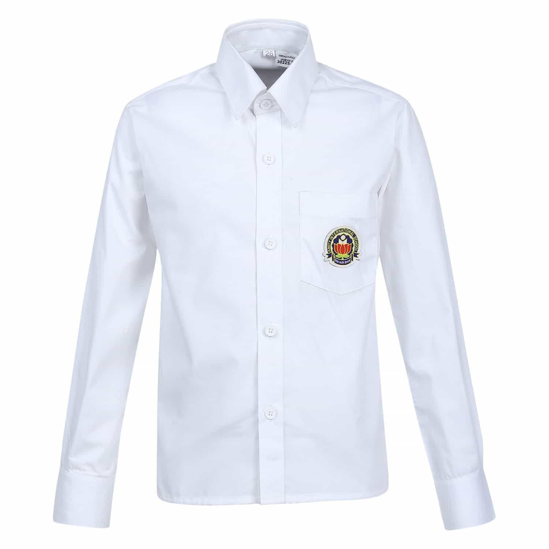 Amity Winter Unisex Full Sleeves Shirt - Class Nursery to 12