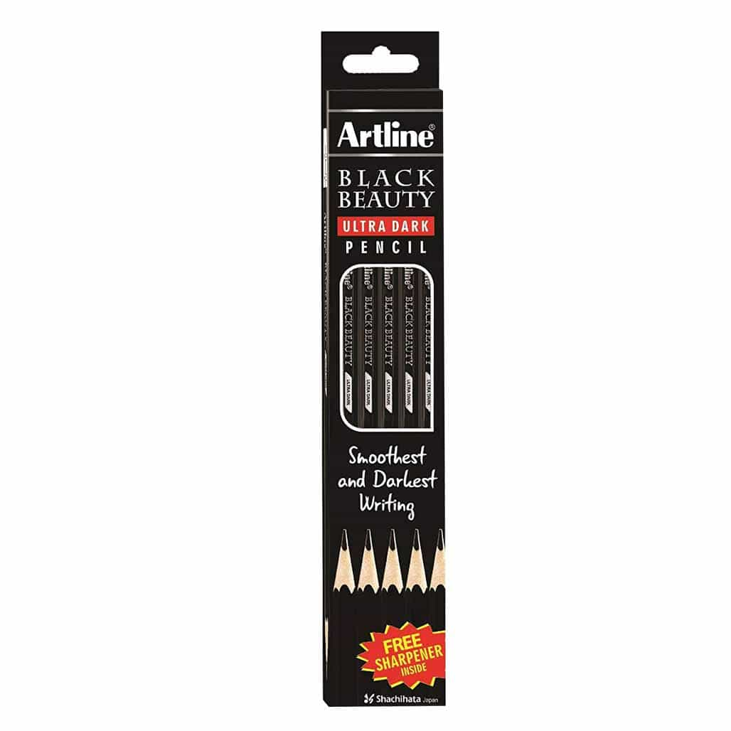 Artline Ultra Dark Pencil - Set of 10
