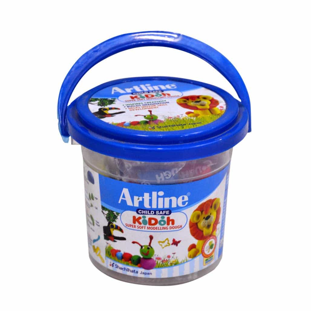 Artline Super Soft Modelling Dough - 11 Shades