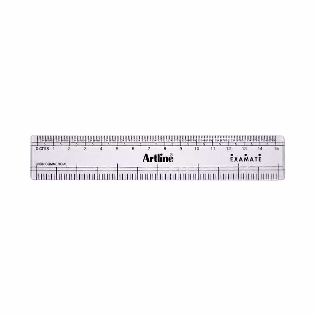 Artline 15 CM Scale - Pack of 10