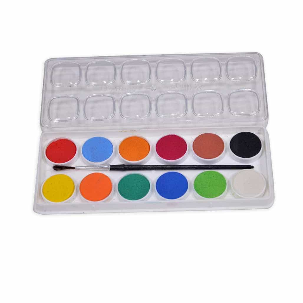 Artline Water Colors - 12 Shades