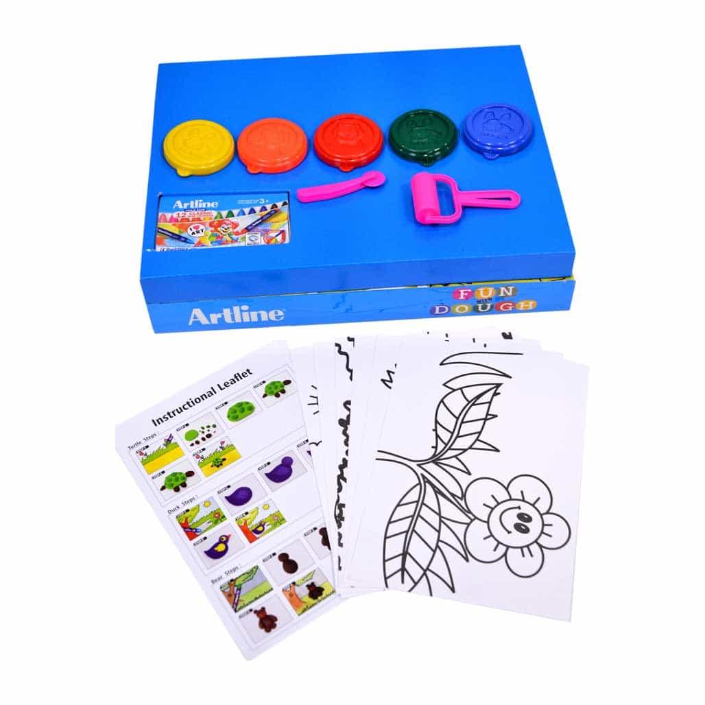 Artline Fun Dough Kit