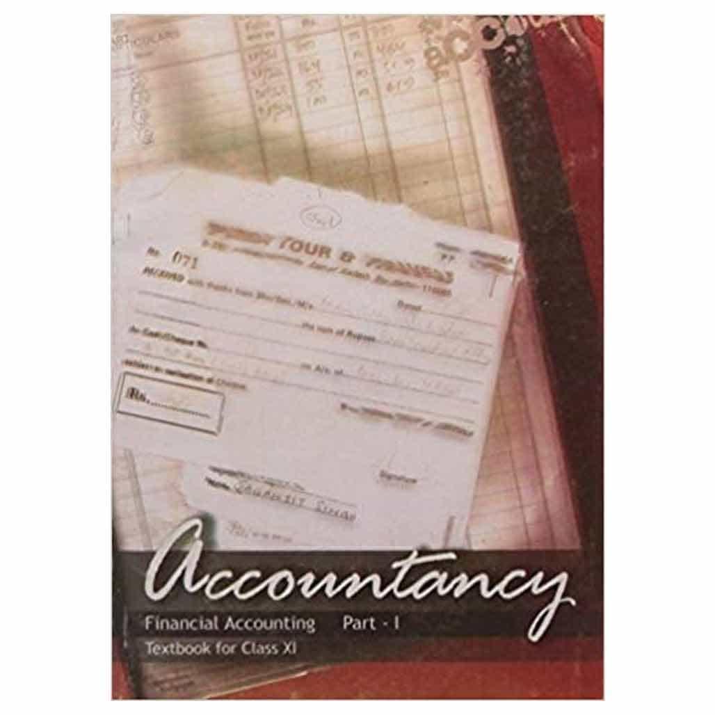 NCERT Textbook - Class 11 - Accountancy I