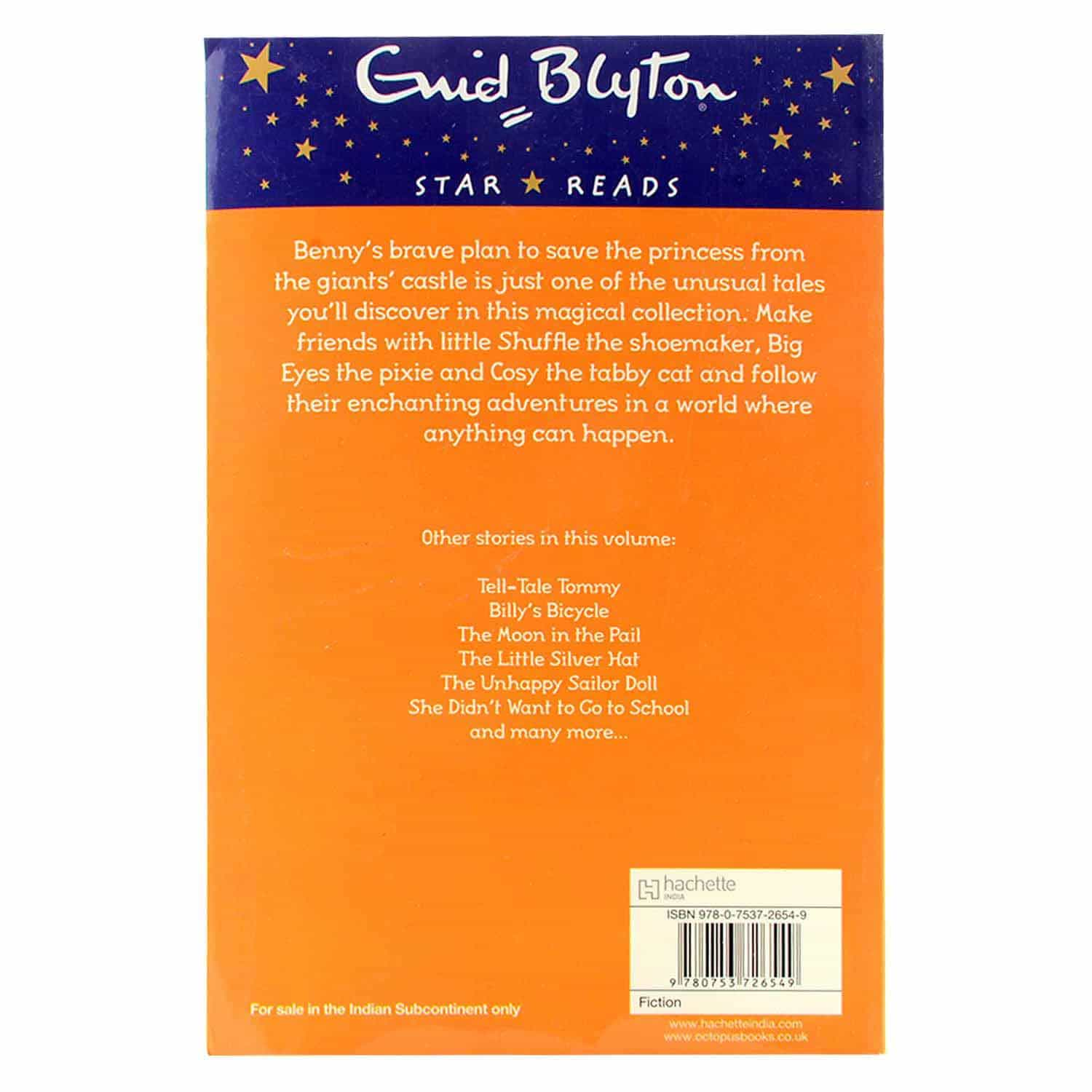 Enid Blyton - Benny and the Giants  and Other Stories