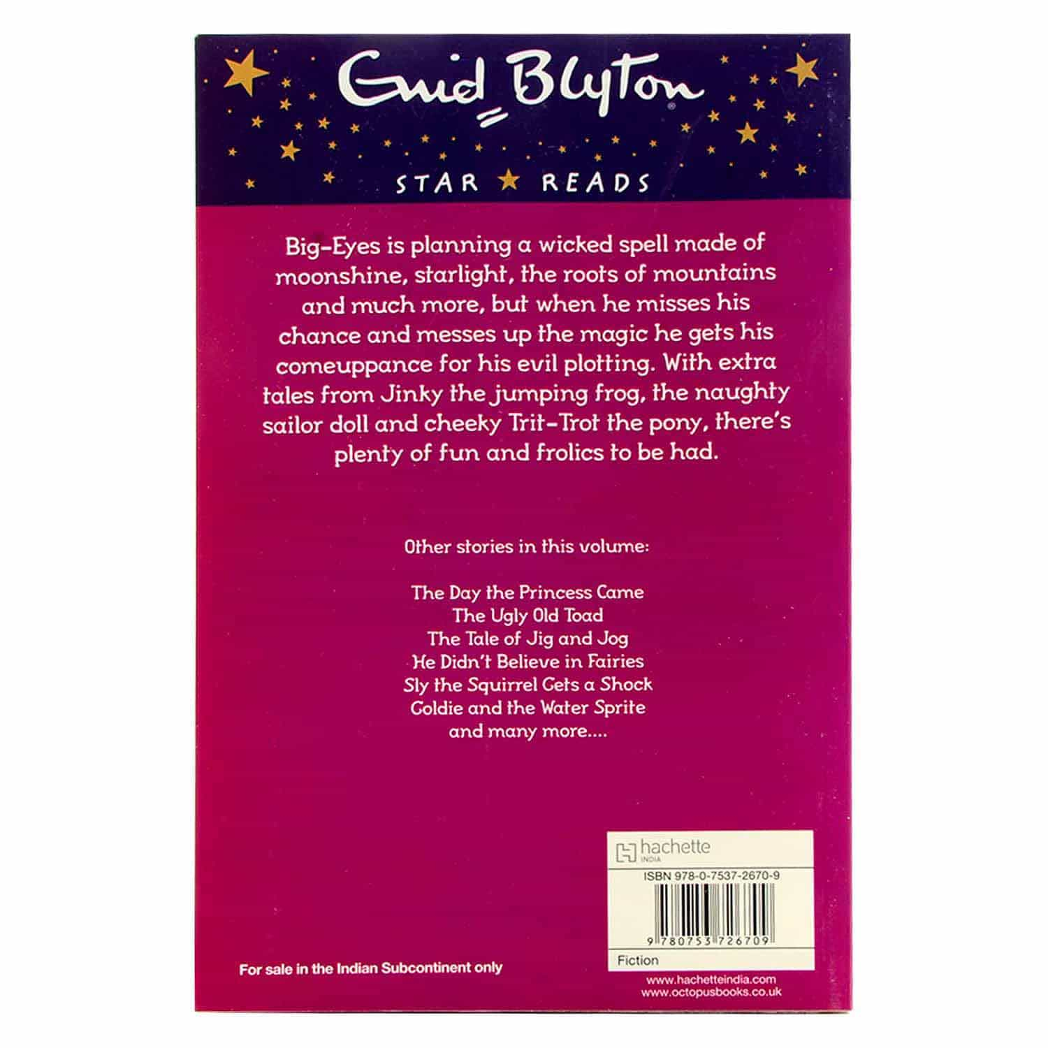 Enid Blyton - Big-Eyes the Enchanter and Other Stories