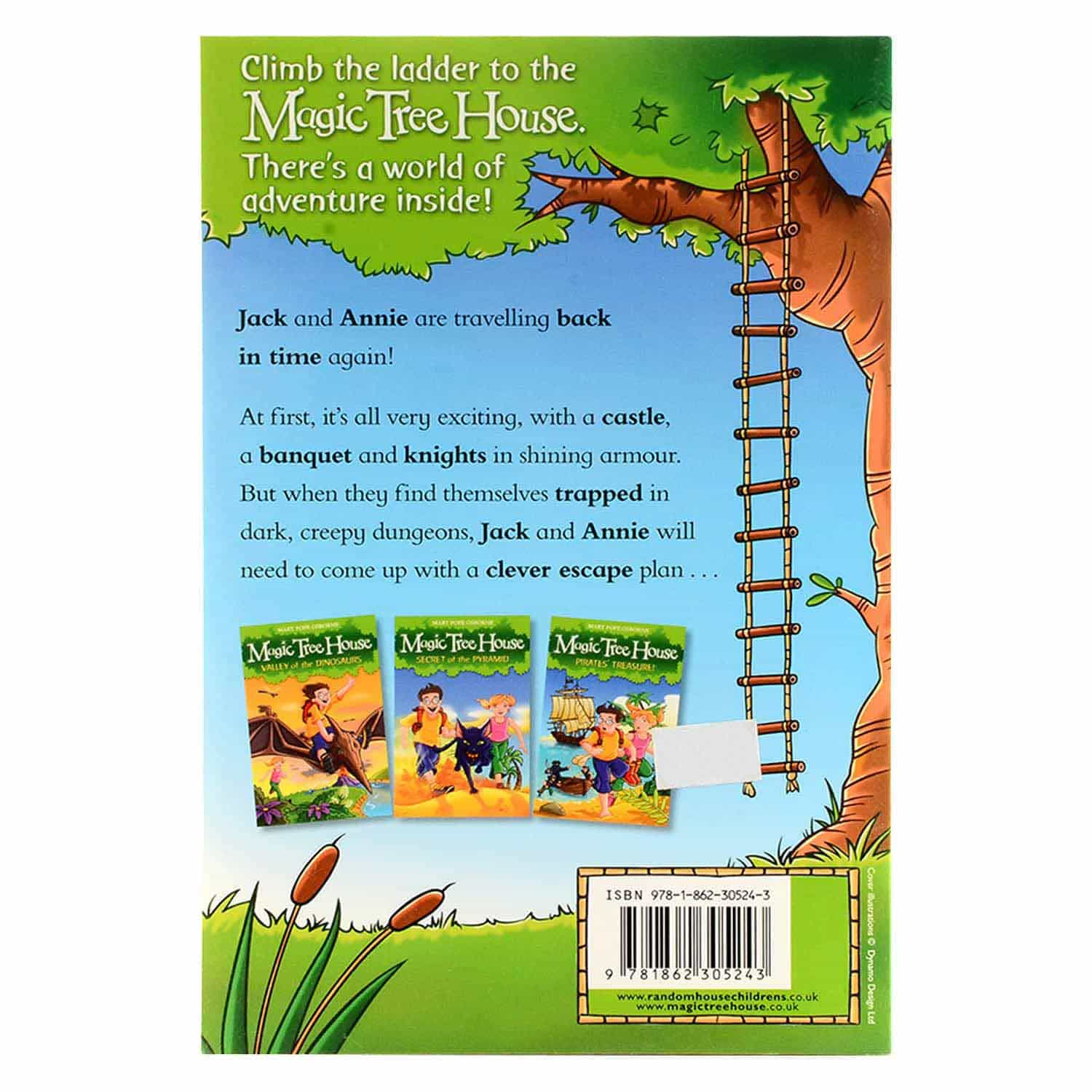 Magic Tree House Series - Castle of Mystery
