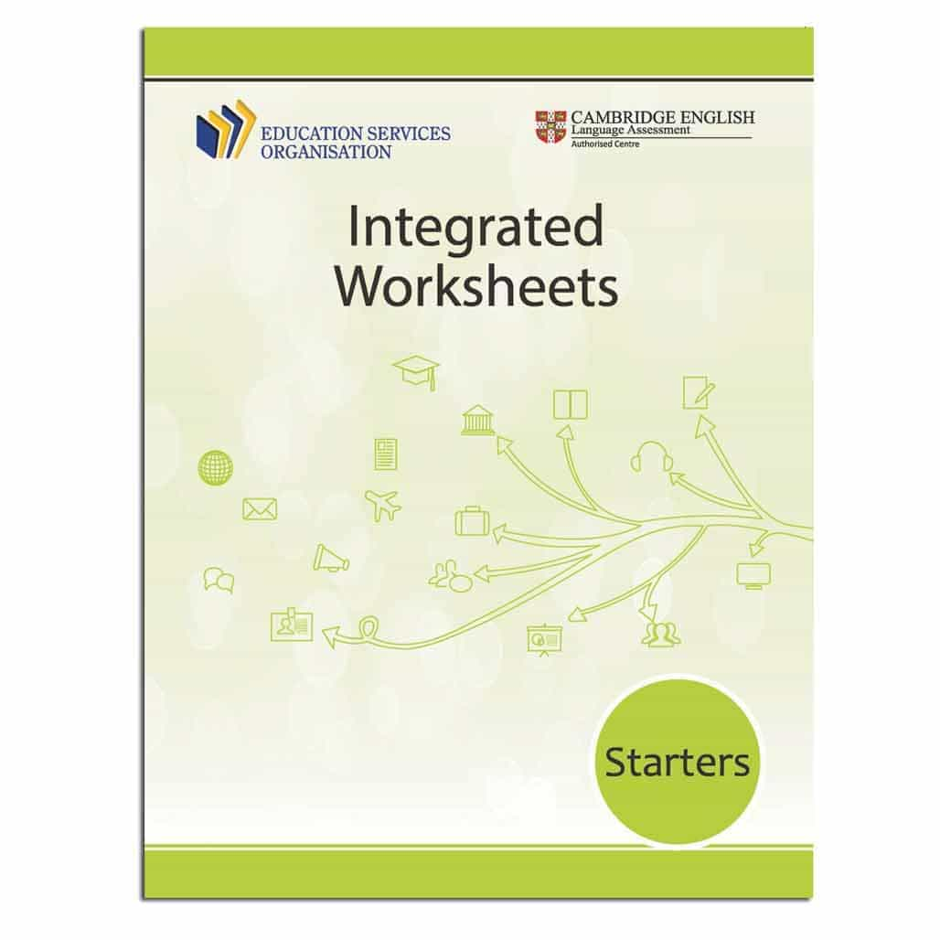 CELA Integrated Worksheet Starters - Class 1