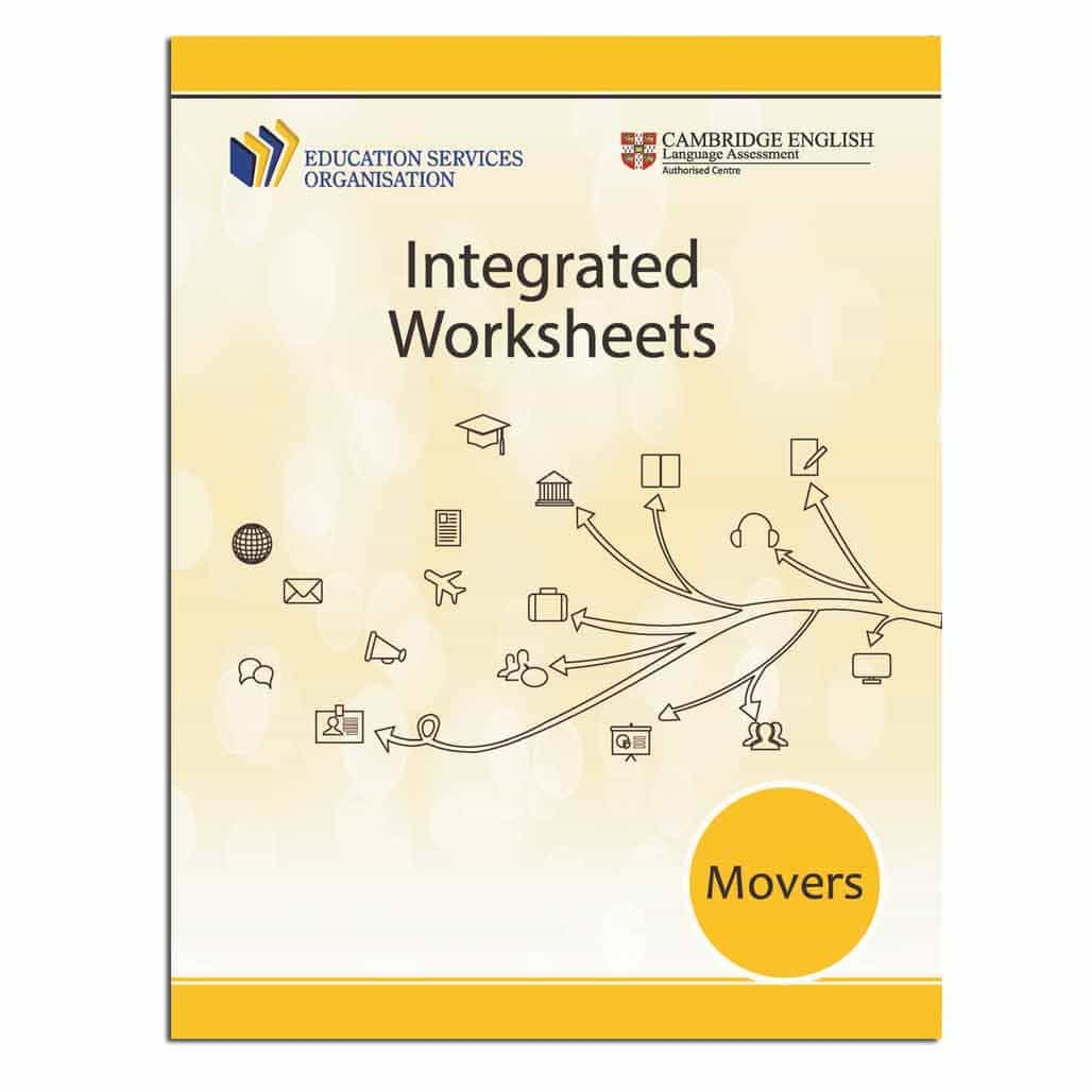 CELA Integrated Worksheet Movers - Class 2