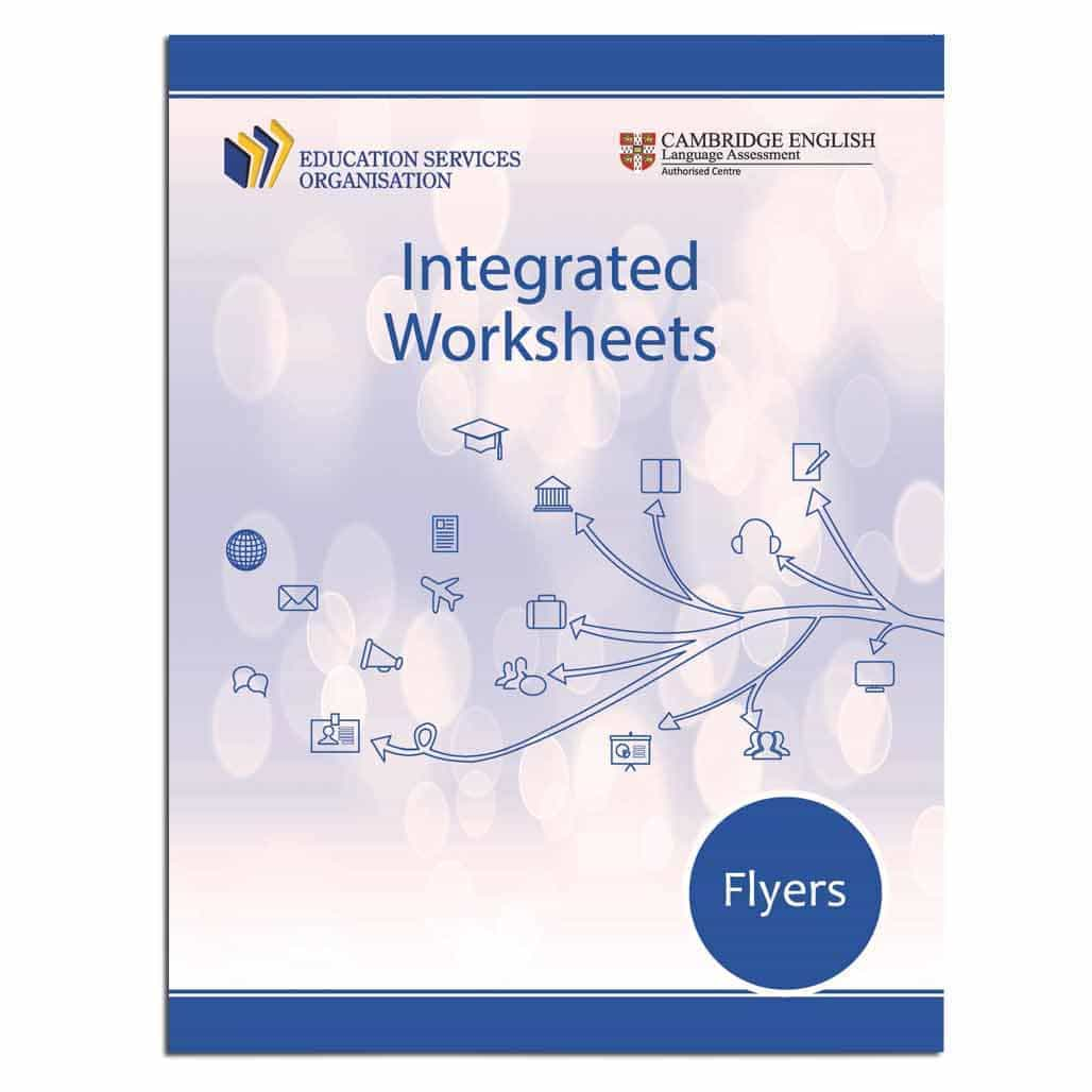 CELA Integrated Worksheet Flyers - Class 3