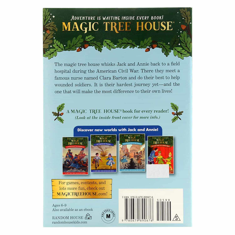 Magic Tree House Series - #21 Civil War on Sunday