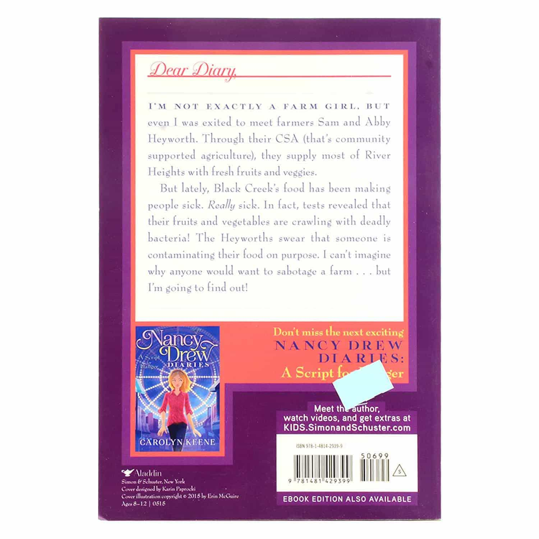 Nancy Drew Series - The Clue at Black Greek Farm