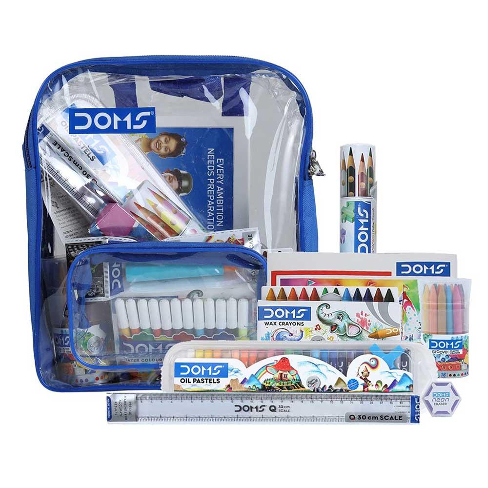 DOMS Smart Stationery Kit