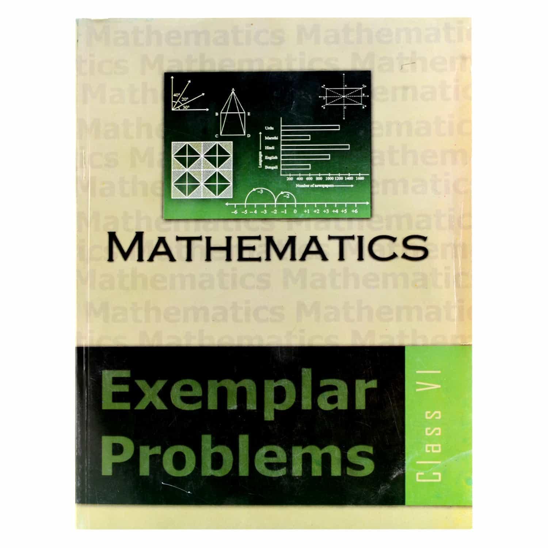 NCERT Mathematics Exemplar Problems - Class 6