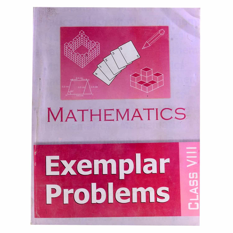 NCERT Mathematics Exemplar Problems - Class 8