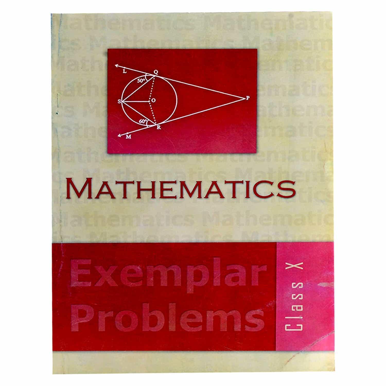NCERT Mathematics Exemplar Problems - Class 10