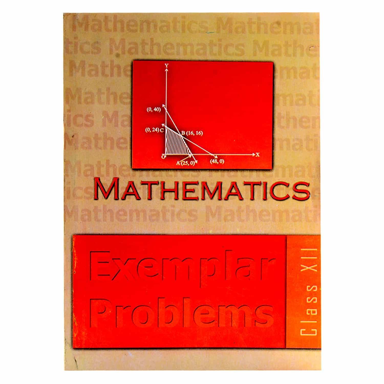 NCERT Mathematics Exemplar Problems - Class 12