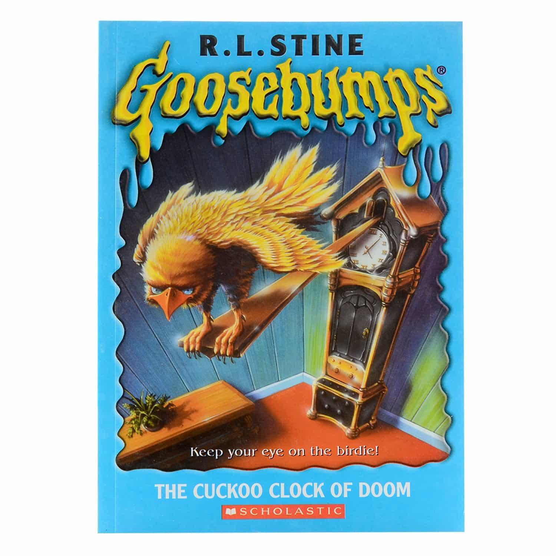 Goosebumps Horrorland Series -  The Cuckoo Clock of Doom
