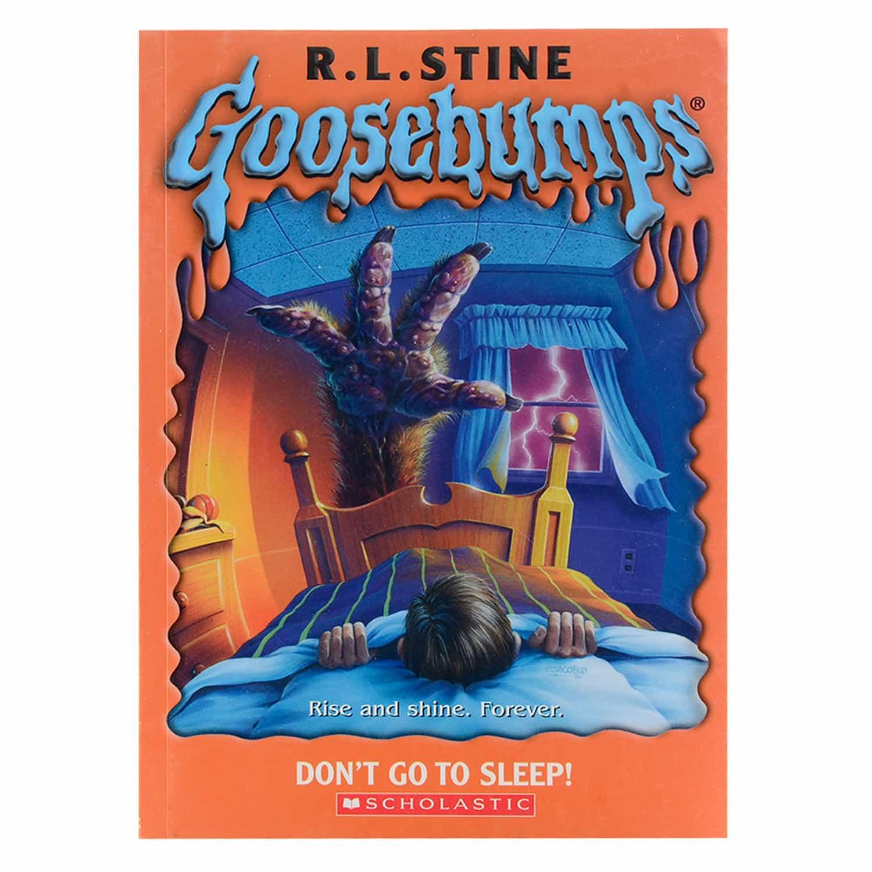 Goosebumps Horrorland Series -  Don't  Go To Sleep