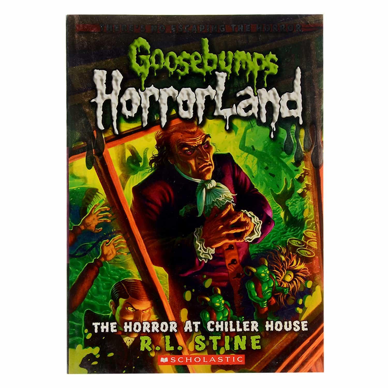 Goosebumps Horrorland Series -  The Horror At Chiller House