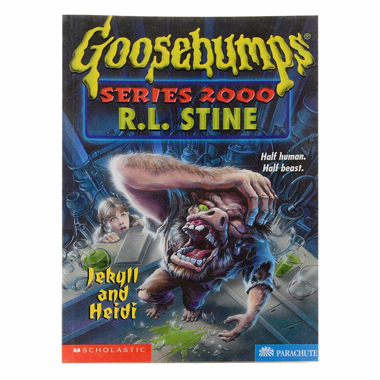 Goosebumps Horrorland Series -  Jekyll and Heidi