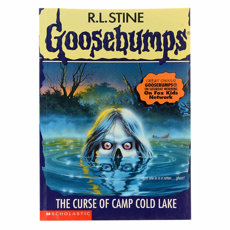 Goosebumps Horrorland Series -  The Curse of Camp Cold Lake