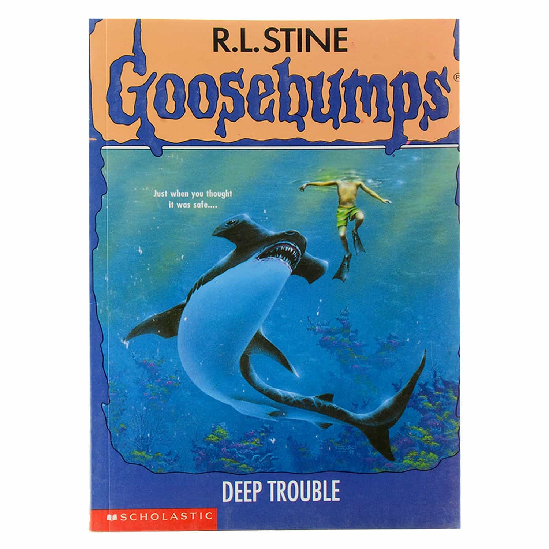Goosebumps Horrorland Series -  Deep  Trouble