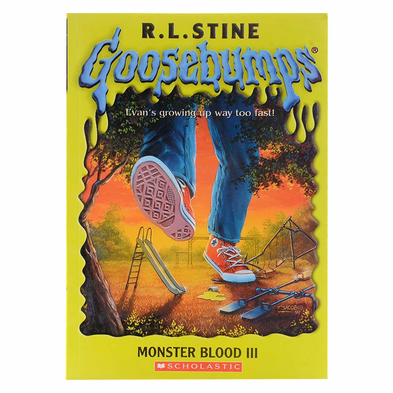 Goosebumps Horrorland Series -  Monster Blood III