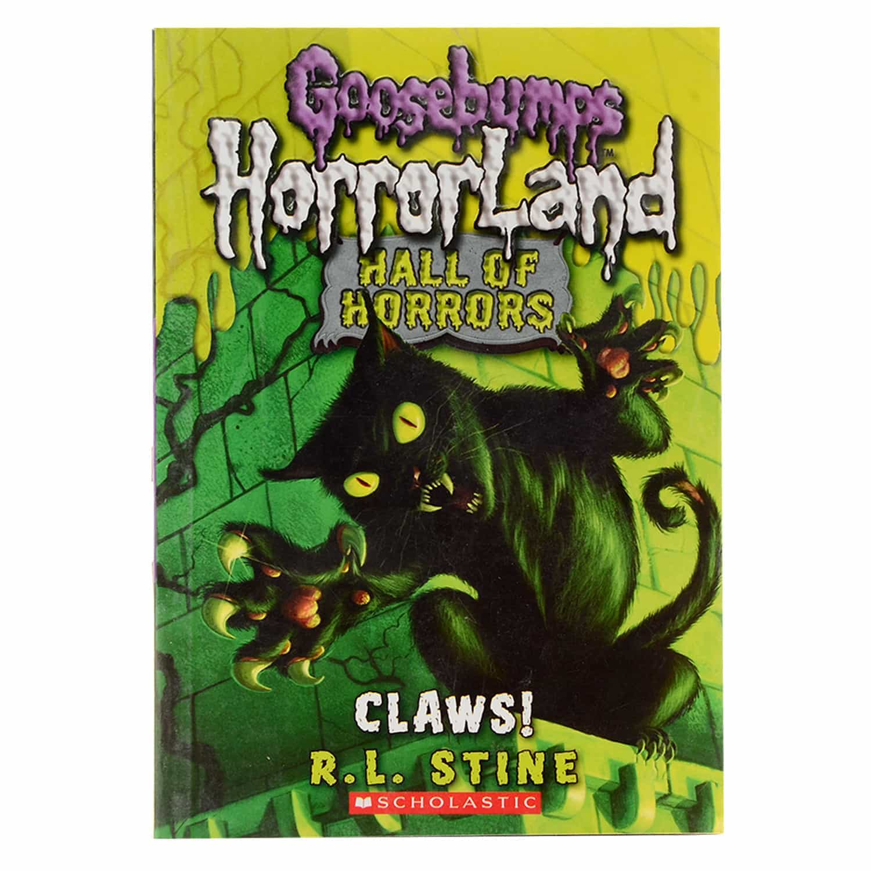 Goosebumps Horrorland Series -  Claws
