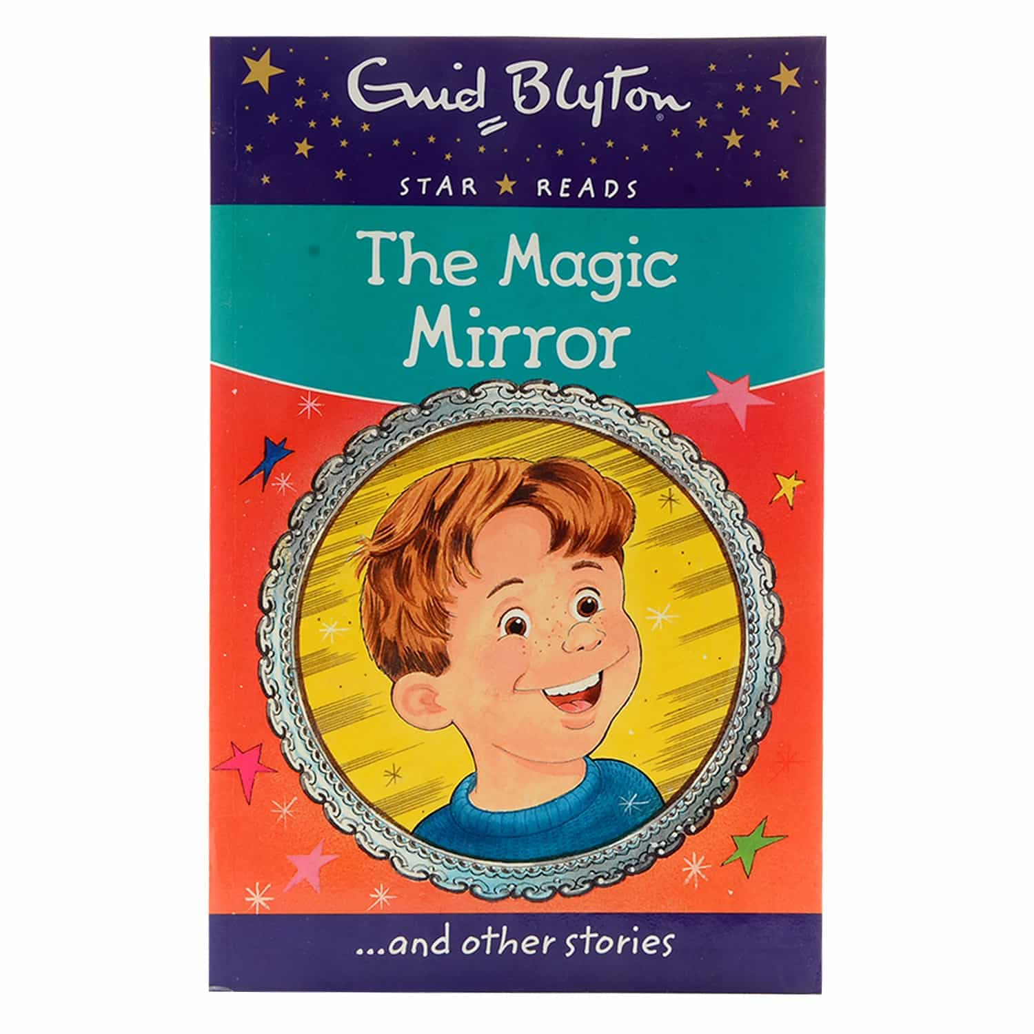 Enid Blyton - The Magic Mirror and Other Stories