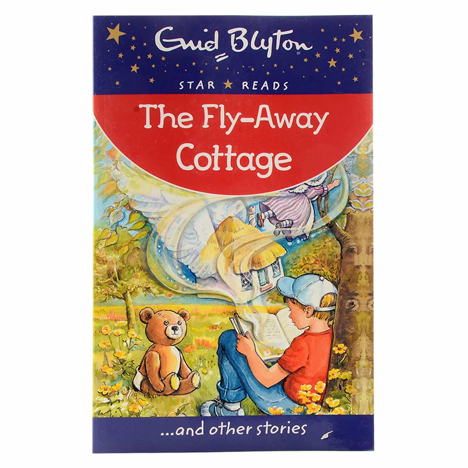 Enid Blyton - The Fly -Away Cottage and Other Stories