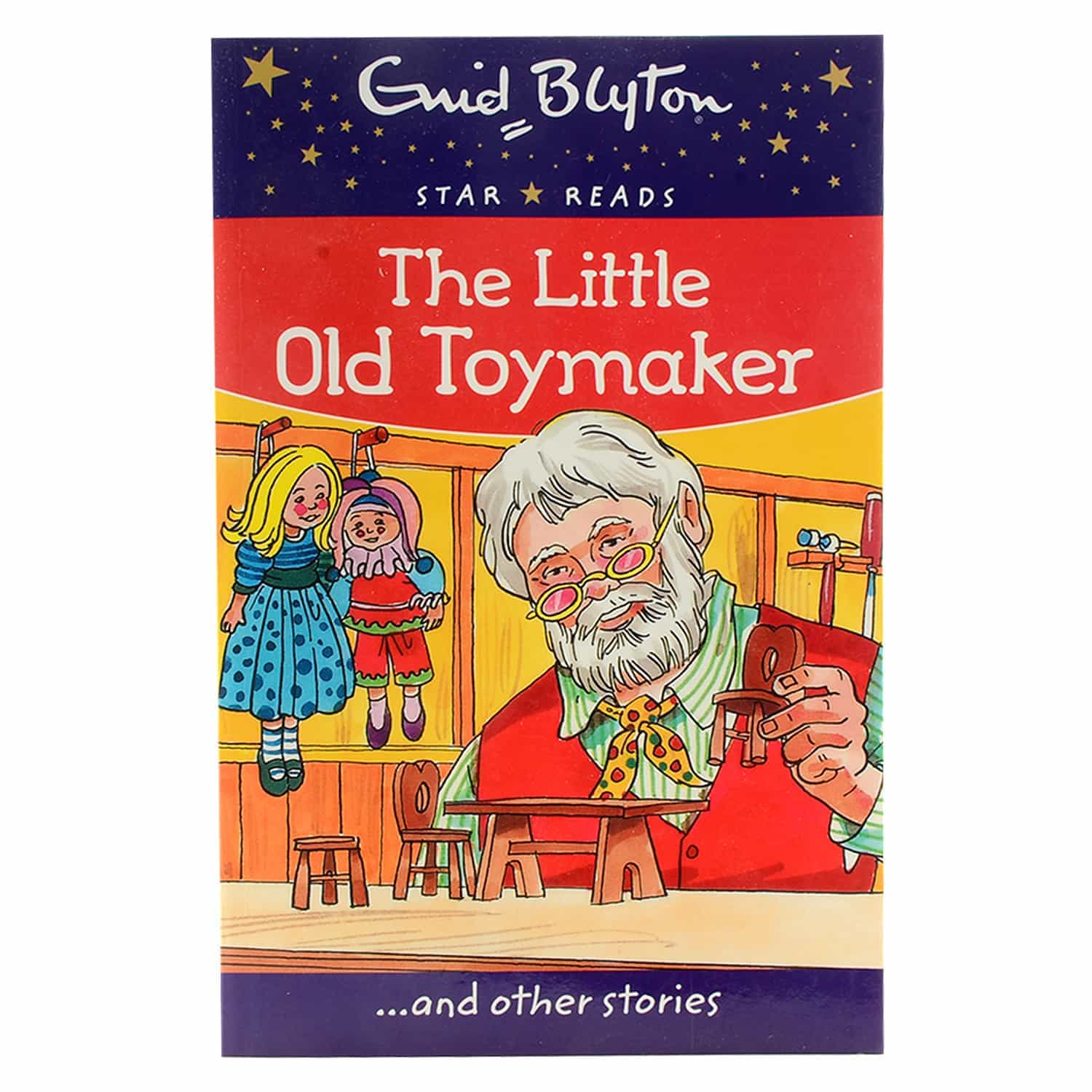 Enid Blyton - The Little Old Toymaker  and Other Stories