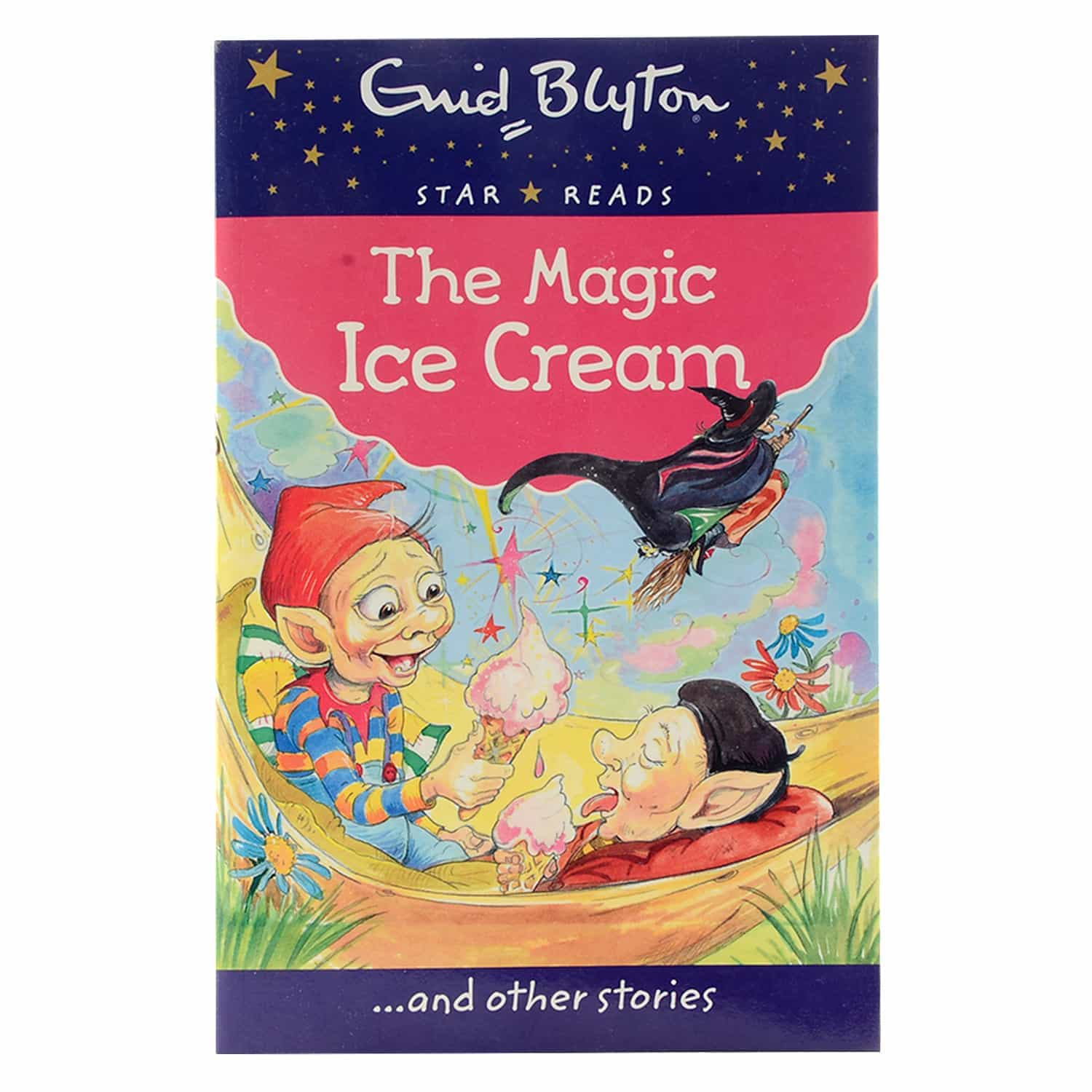 Enid Blyton - The Magic Ice Cream and Other Stories