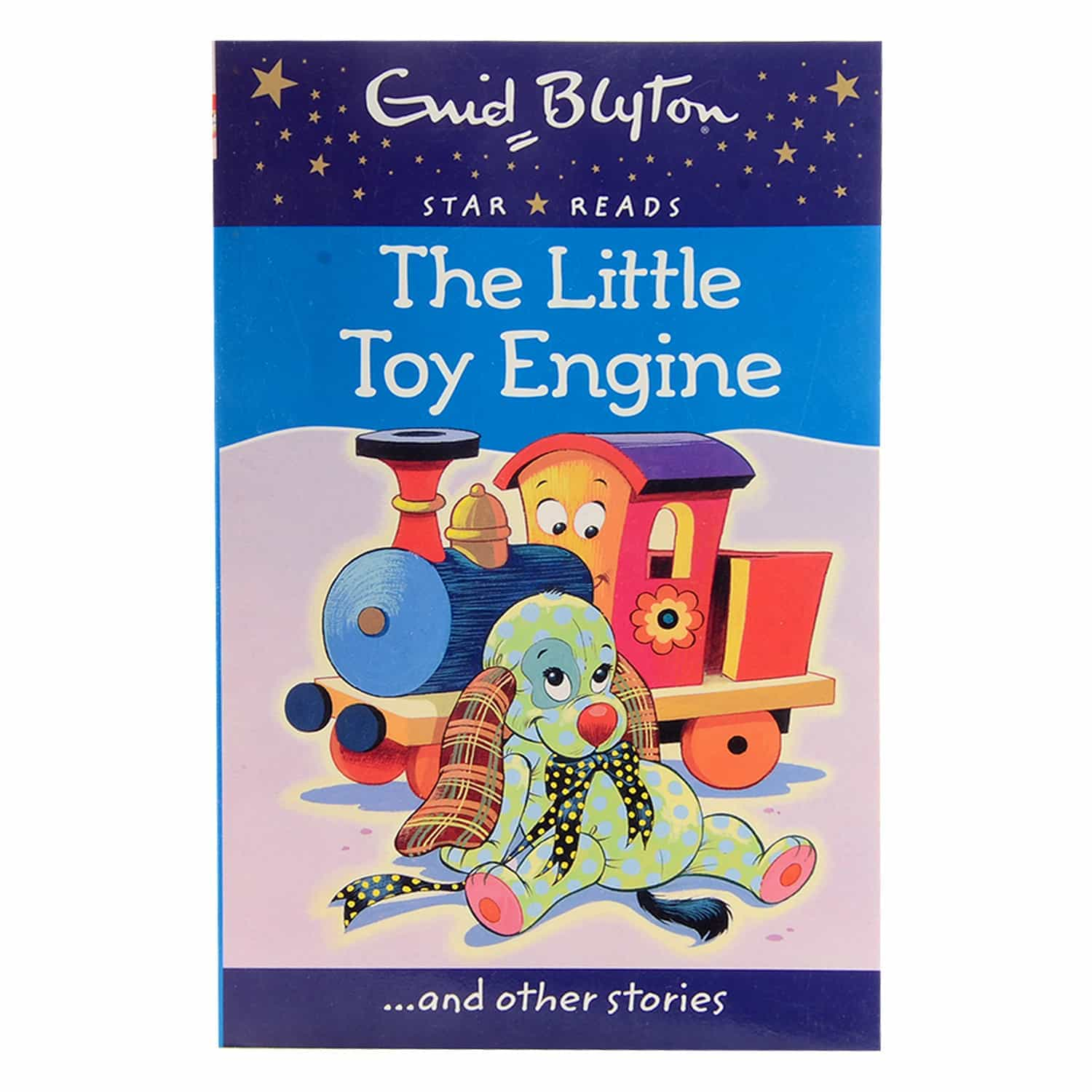 Enid Blyton - The Little Toy Engine and Other Stories