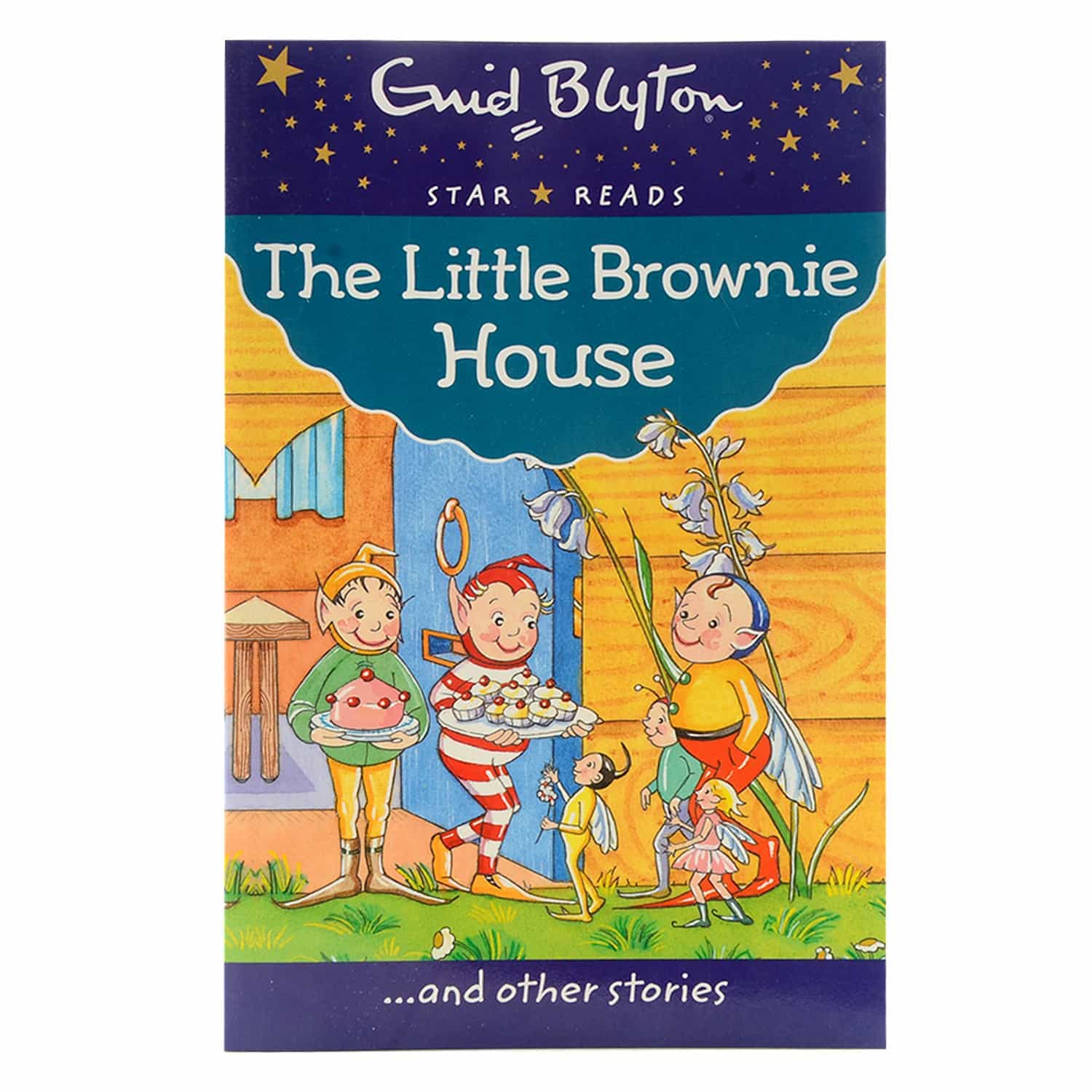 Enid Blyton - The Little Brownie House and Other Stories