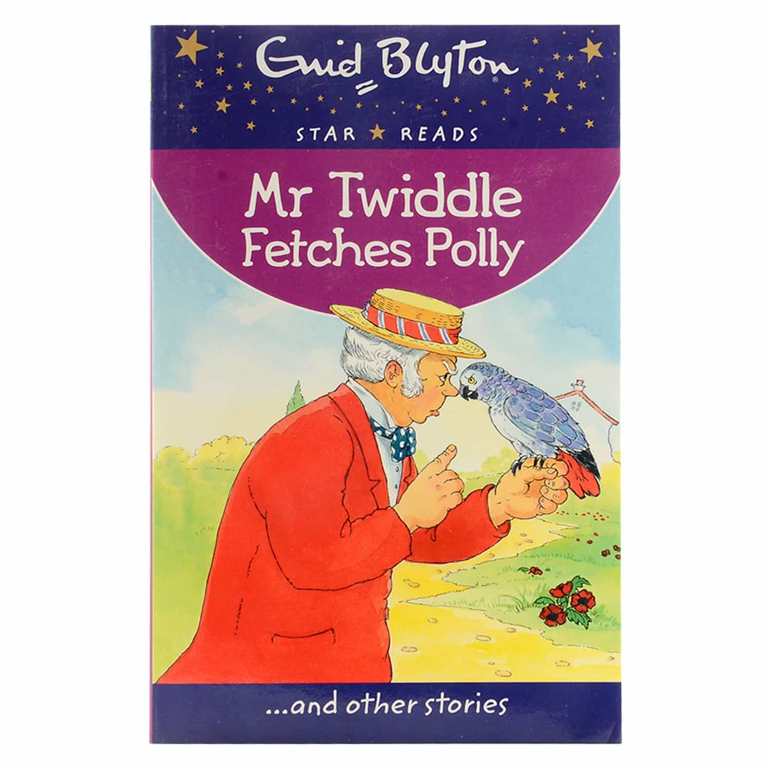 Enid Blyton - Mr. Twiddle Fetches Polly and Other Stories