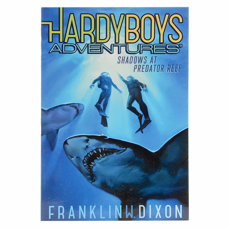 Hardyboys Adventures Shadows At Predator Reef