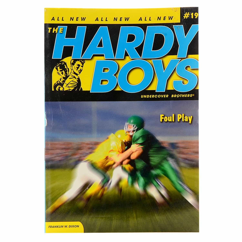 Hardyboys Series - #19 The Foul Play
