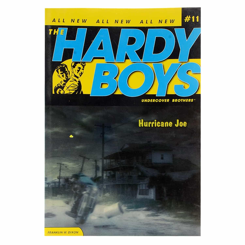 Hardyboys Series - #11 The Hurricane Joe