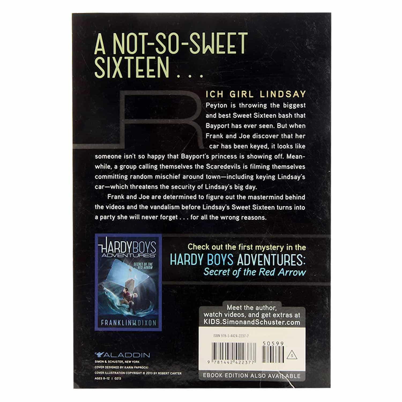 Hardyboys Adventures Mystery of the Phantom  Heist